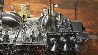 ExoMars: ESAs Mars lander crashed and destroyed on the Red Planet