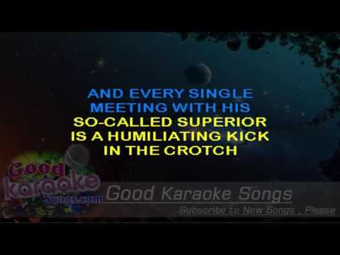 Synchronicity II -  The Police (Lyrics Karaoke) [ goodkaraokesongs.com ]