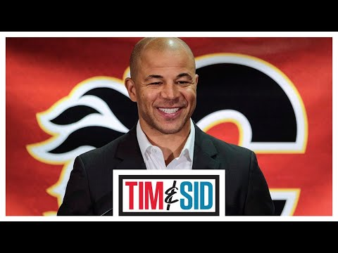 Iginla Reflects On The Highs And Lows Of His Legendary Career