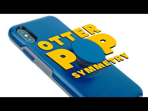 Otter + Pop Symmetry Series Case by OtterBox   iPhone XS Max
