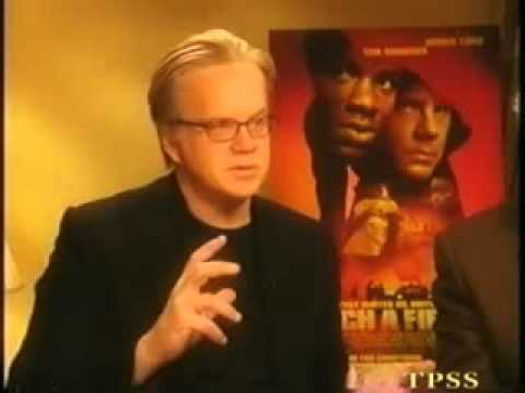Interview w/ Actor Tim Robbins and Director Phillp Noyce