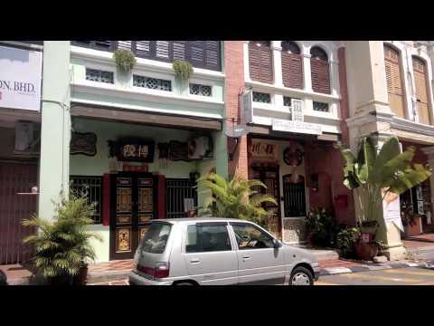Exploring Georgetown, Penang, Malaysia December 2013