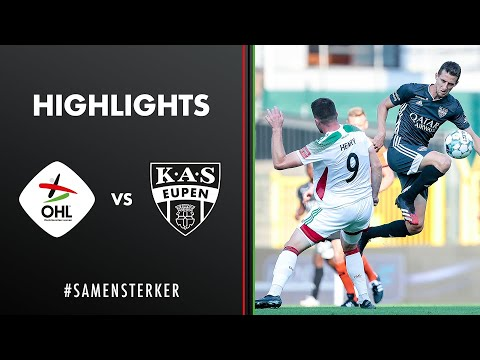 OH Leuven Eupen Goals And Highlights