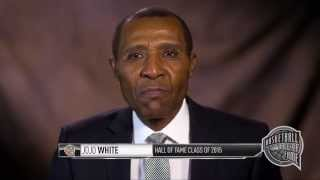Jo Jo White's Basketball Hall of Fame Enshrinement Speech