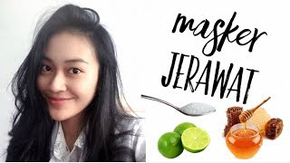 MASKER PENGHILANG JERAWAT For oily & acne prone skin | Clarin Hayes