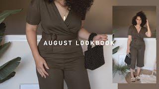 August Lookbook
