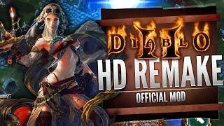 Diablo II HD Remake