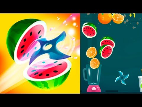 Fruit Master (game By Ketchapp) Android Gameplay Trailer