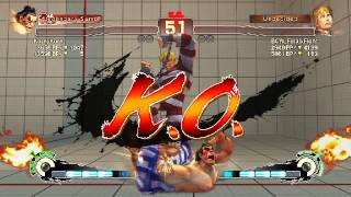 Cody (bcw_FinalxFight) vs.E.honda (KoreyKore)