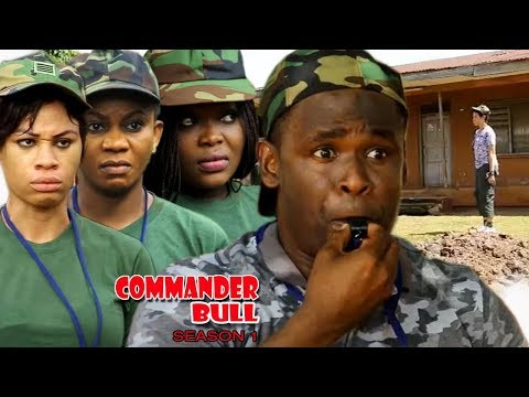 Commander Bull Season 1 - Zubby Michael 2017 Newest Nigerian Movie | Latest Nollywood Movie Full HD
