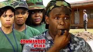 Commander Bull Season 1 - Zubby Michael 2017 Newest Nigerian Movie | Latest Nollywood Movie Full HD