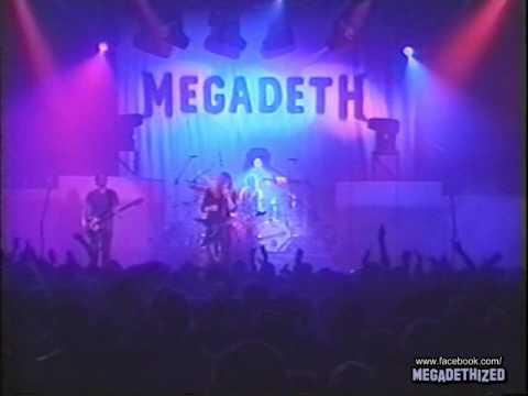 Megadeth - Live In Denver 1999 [Full Concert] /mG