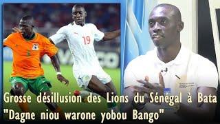 """Papis Demba Cissé revient sur leur défaite à la CAN 2012 : """"Dagne niou warone yobou Bango"""""""