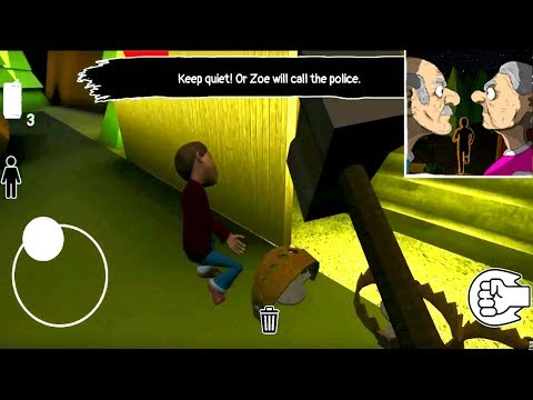 Download Grandpa And Granny Two Night Hunters (by WildGamesNet) - Android Gameplay FHD