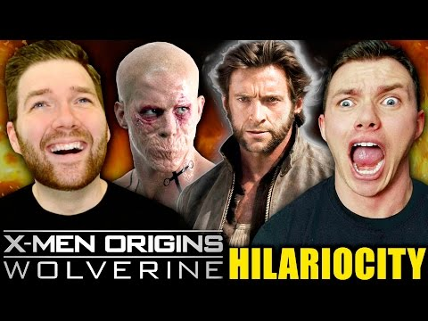 X-Men Origins: Wolverine - Hilariocity Review