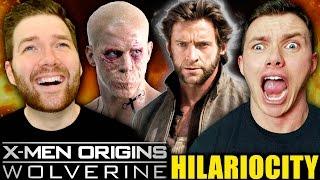 Download X-Men Origins: Wolverine - Hilariocity Review Mp3 and Videos