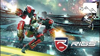 Gameplay : RIGS™ Mechanized Combat League