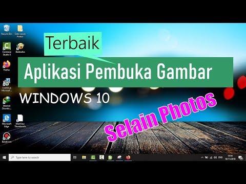 Cara mengatasi error tidak bisa buka foto di windows 10.