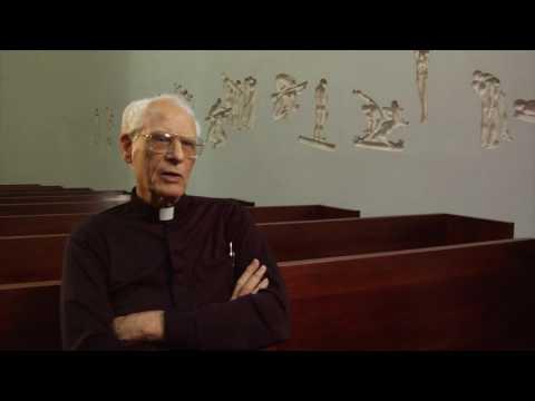 CHAPEL OF ST. BASIL - PHILIP JOHNSON