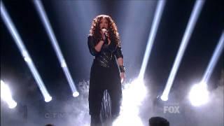 The X Factor 2011 USA - Top 7 - Melanie Amaro