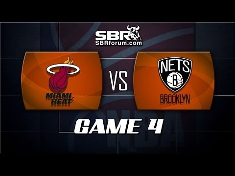 NBA Picks: Miami Heat vs. Brooklyn Nets Game 4