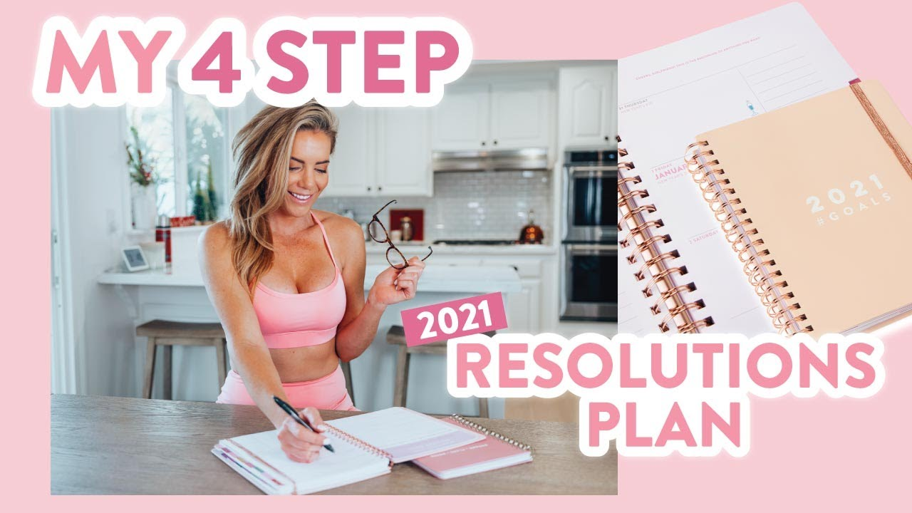 My 2021 Resolutions + What I ACTUALLY do to Keep Mine!