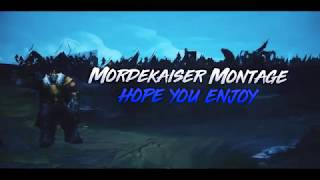 King of Clubs // Mordekaiser montage