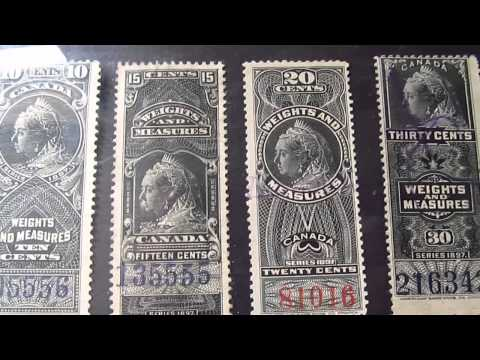stamps, stamp collection