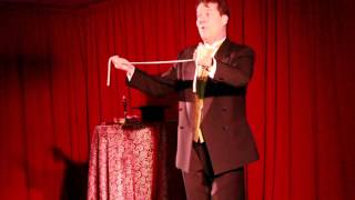 Corporate Comedy Magic Show  - Comedy Mentalist & Magician Tim Mannix