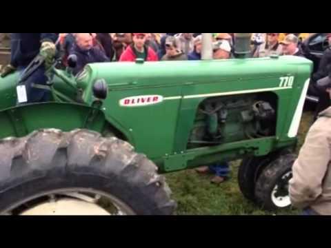 Antique Tractors - Ohio Auction