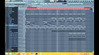 FL Studio : Stromae - Formidable (Madwell Remake)