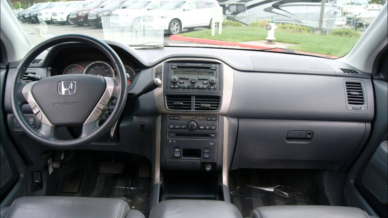 2006 honda pilot exl for sale at infiniti of tacoma youtube. Black Bedroom Furniture Sets. Home Design Ideas