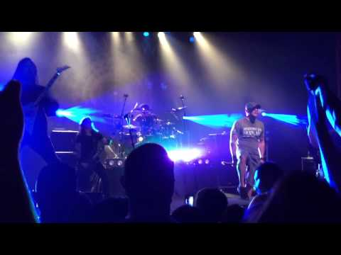 All That Remains Live 2015