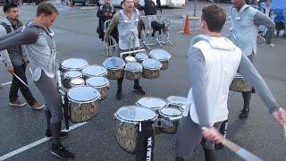 Pulse Percussion - Tenors - In the Lot - WGI - Ontario, CA - 4/9/16