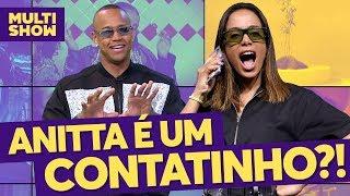 Baixar ANITTA é um CONTATINHO de Léo Santana?! 😳 | TVZ | Música Multishow