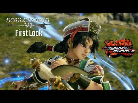 You're Going to Jail For Watching This: First Look At Talim! | Soul Calibur VI