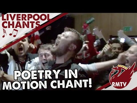 Poetry in Motion Chant! | Learn Liverpool Song Lyrics