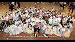 Pericón 2019 - Escuela Normal de Monteros
