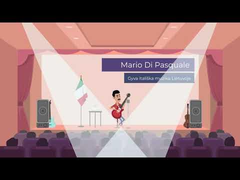 Gyva Itališka Muzika Lietuvoje