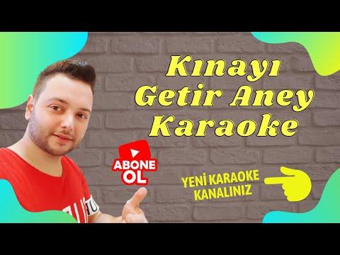 Kınayı Getir Aney Karaoke Piyanist Eren Koz