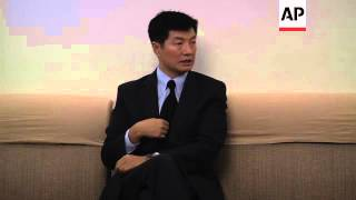 Tibet PM in exile urges protesters not to set themselves on fire