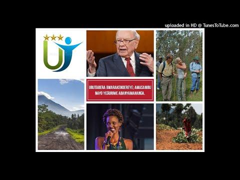 Radio Ubumwe : Abafaransa baraburira benewabo, Ubutabera bwarakendereye; amasambu  yeguriwe 21 04 19