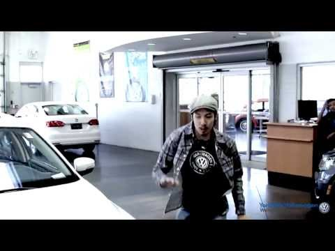 Reason #31 // Our Free Rapid Wheel Alignment Check // Yorkdale Volkswagen // feat. Krazy Bonez