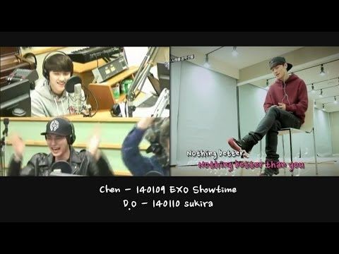 【中字】EXO (디오,첸) D.O, Chen - Nothing Better