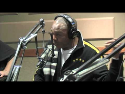 Michael Winslow - Interview on the Bob Rivers Show