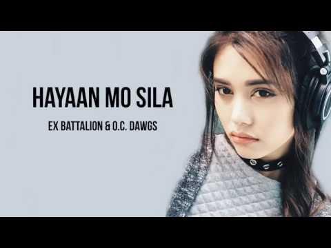 Hayaan Mo Sila |Aiana Juarez Cover (Girl Version)|Ex Battalion & O C  Dawgs