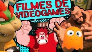 9 MELHORES FILMES ADAPTADOS DE GAMES