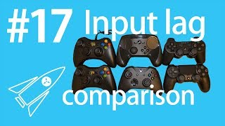Controller input lag test and comparison - Rocket Science #17