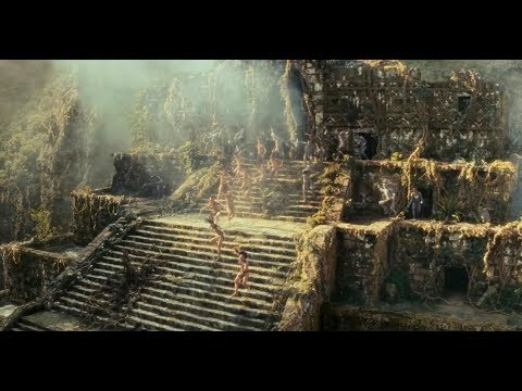 The Mysterious Great Underground City In The Amazon Jungle