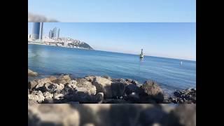 Море Пляж. Наша путешествие Корее / Видео